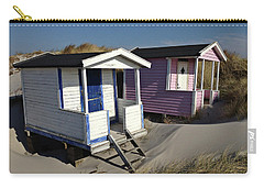 Beach Houses At Skanor Carry-all Pouch