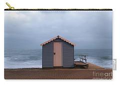 Beach Hut Carry-all Pouch