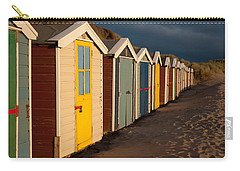 Beach Huts II Carry-all Pouch