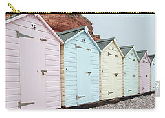 Beach Huts Vi Carry-all Pouch