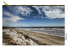 Beach Life Carry-all Pouch by Douglas Barnard