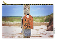 Beach Mail Carry-all Pouch