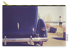 Carry-all Pouch featuring the photograph Beach Memories by Edward Fielding
