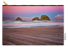 Carry-all Pouch featuring the photograph Beach Of Dreams by Darren White