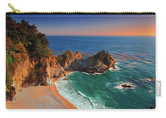 Beach Of Julia Carry-all Pouch