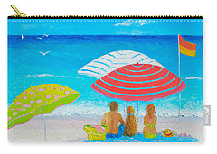 Beach Painting - Endless Summer Days Carry-all Pouch