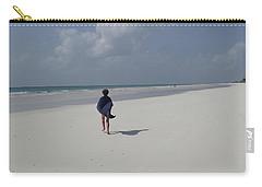 Beach Run Carry-all Pouch