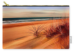 Beach Sand Dunes Carry-all Pouch