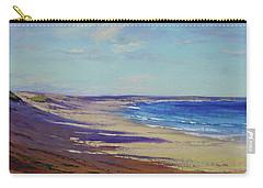 Beach Sand Shadows Carry-all Pouch