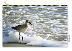 Beach Sandpiper Carry-all Pouch