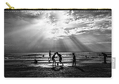 Beach Soccer Carry-all Pouch