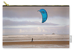 Beach Surfer Carry-all Pouch