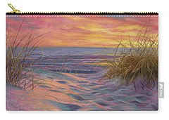 Beach Time Serenade Carry-all Pouch
