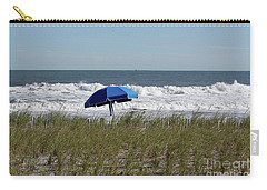 Beach Umbrella Carry-all Pouch by Denise Pohl