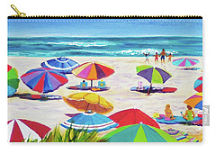 Umbrellas 2 Carry-all Pouch