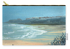 Beach Walkers Carry-all Pouch