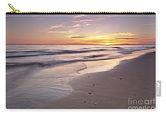 Beach Welcoming Twilight Carry-all Pouch