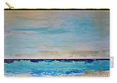 Beach1 Carry-all Pouch by Diana Bursztein