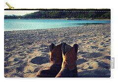 Beached Boots Carry-all Pouch