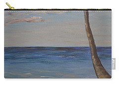 Beached Carry-all Pouch by Debbie Baker