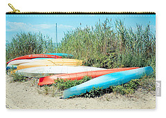 Beached Kayaks Carry-all Pouch