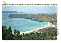 Beaches Of Coromandel, New Zealand Carry-all Pouch