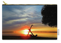 Beadles Point Sunset Carry-all Pouch