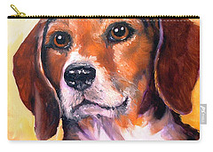 Beagle Billy Carry-all Pouch