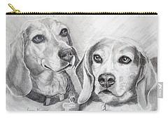 Beagle Boys Carry-all Pouch
