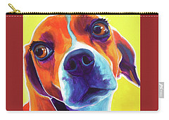 Beagle - Marcie Carry-all Pouch