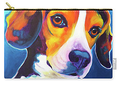 Beagle - Martin Carry-all Pouch