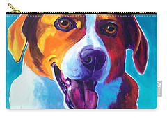 Beagle - Penny Carry-all Pouch
