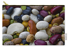Beans Of Many Colors Carry-all Pouch