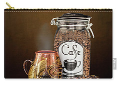 Beans To Cup Carry-all Pouch