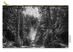Bear Creek Falls As Well Carry-all Pouch