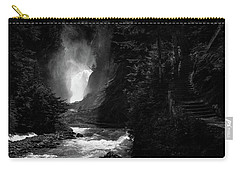 Bear Creek Falls In Spring Carry-all Pouch