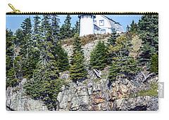 Bear Island Lighthouse Carry-all Pouch