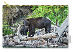 In The Great Bear Rainforest Carry-all Pouch