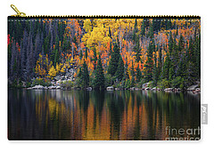 Bear Lake Autumn Carry-all Pouch