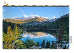 Bear Lake Reflection Carry-all Pouch