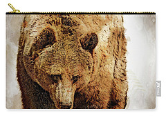 Bear Market Carry-all Pouch