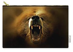 Bear Roar Carry-all Pouch
