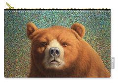 Bearish Carry-all Pouch