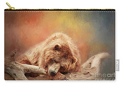 Bearly Asleep Carry-all Pouch