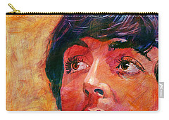 Paul Mccartney Carry-all Pouches