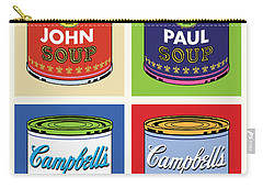 Beatles Soup Carry-all Pouch