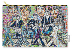 Beatles Tapestry Carry-all Pouch