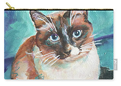 Beau Kitty Carry-all Pouch