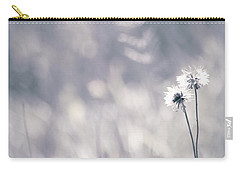 Carry-all Pouch featuring the photograph Beaute Des Champs - 0101 by Variance Collections