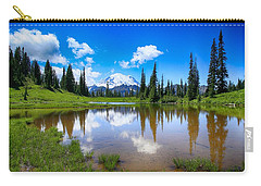 Carry-all Pouch featuring the photograph Beautiful Afternoon  by Lynn Hopwood